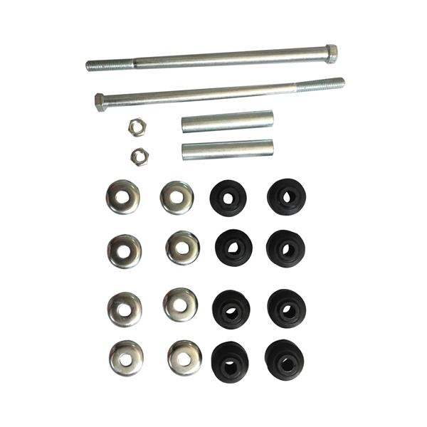 Front Stabilizer Links Left Right Pair Kit Fit For Sierra Silverado Tahoe