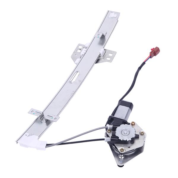 Rear Left Power Window Regulator with Motor for 90-93 Honda Accord