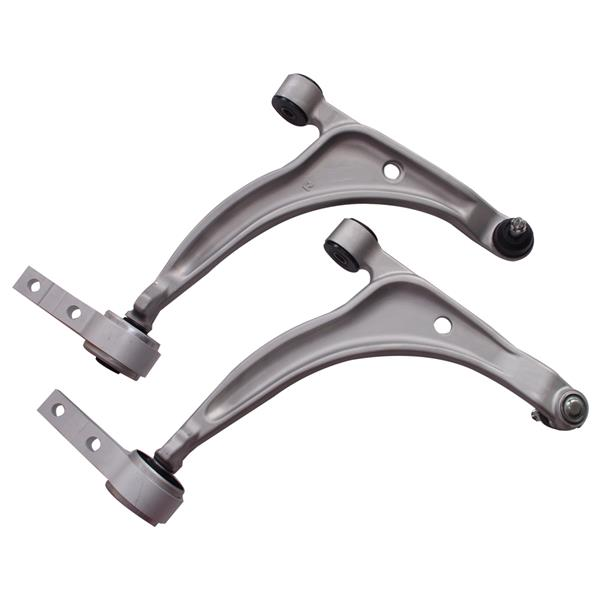 Pair Front Control Arms w/ Bal Joins tFor 2004-2006 Nissan Altima Maxima New