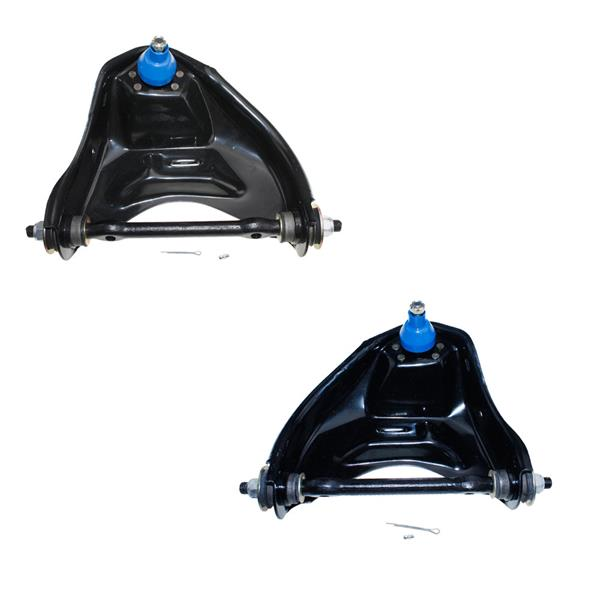 2pcs Complete Control Arm Front Suspension Kit for 78-81 BUICK  78-05 CHEVY 82-03 GMC 96-00 ISUZU 78