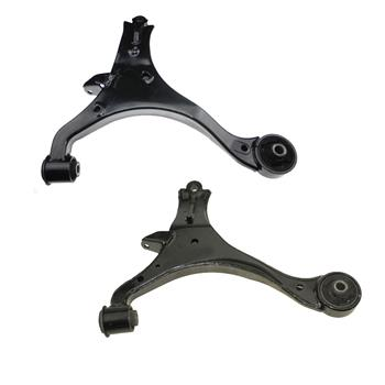 2pcs Front Lower Control Arms for 01-06 ACURA 01-05 HONDA