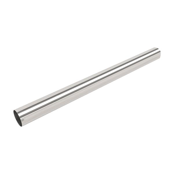 4' Inch/102mm Straight Stainless Steel Exhaust Pipe 4 Ft. Tube T-304