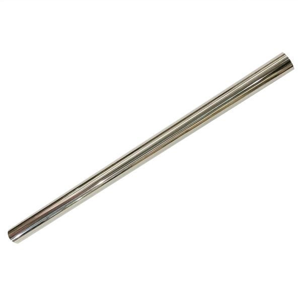 """Exhaust Pipe Tubing OD 2.5"""" Inlet 2.5"""" Outlet 4' Feet Straight Stainless Steel"""