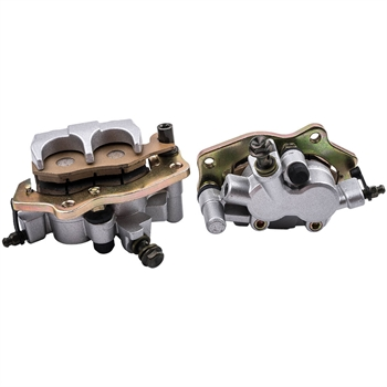 2X Front Left Right Brake Calipers for Kawasaki Teryx4 750 800 2012-2019 18 16