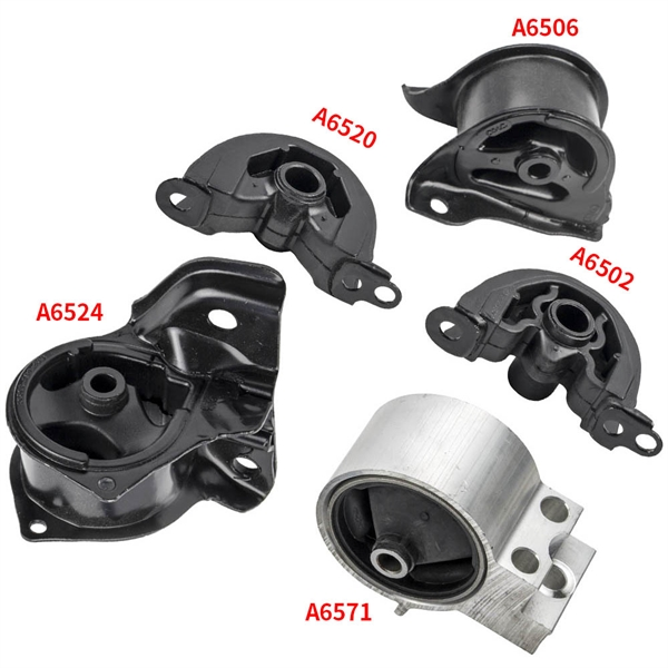5PCS Engine Motor & Trans Mount for Acura Integra 1.8L 1994-01 for Manual Trans