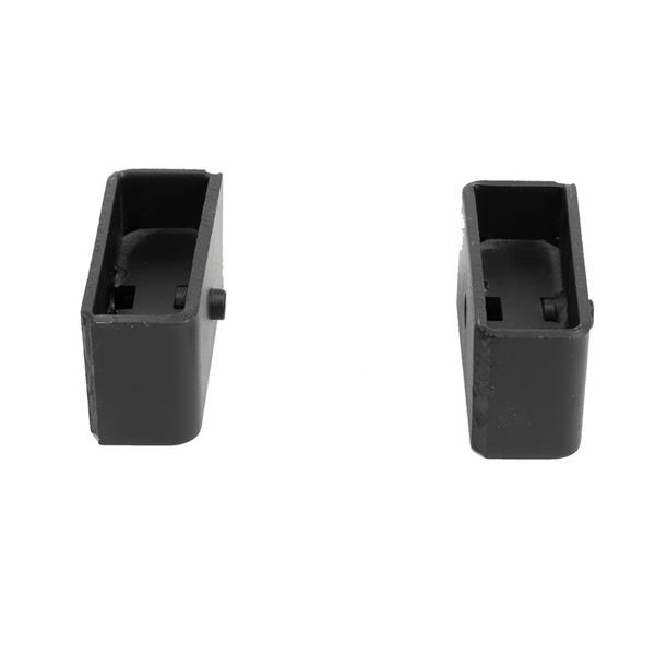 """For 2007-2019 Chevy GMC 2"""" Front and 2"""" Rear Leveling Lift Kit Silverado Sierra"""