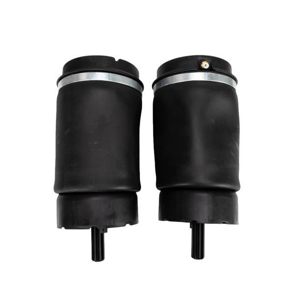 Rear Pair Air Suspension Springs For Land Rover Range Rover HSE L322 2002-2012