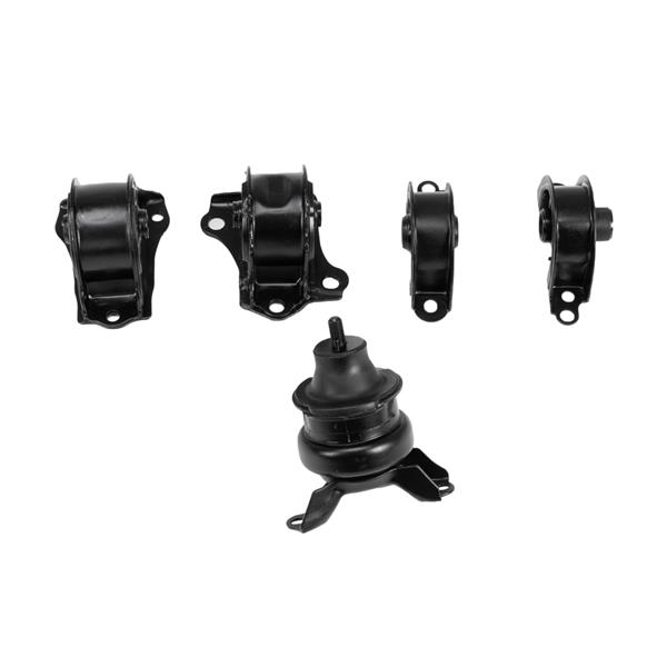 K158 Fit 1997-2001 HONDA CRV 2.0L ENGINE MOTOR & TRANS MOUNT SET 5PCS for AUTO