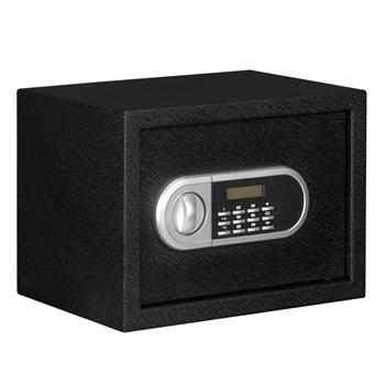 Home Use Electronic Password Steel Plate Safe Box (13.8*9.8*9.8)""