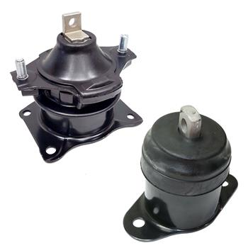 Front & Front Right Motor Mount 2pcs Fits for 2003-2007 Honda Accord 2.4L