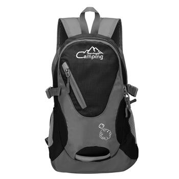 Camping Survivals Cycling Hiking Sports Fashion Backpack Black