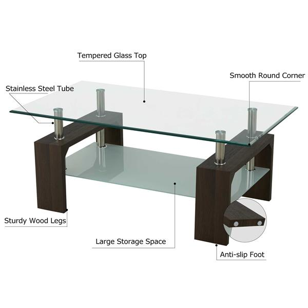 Coffee Table End Table