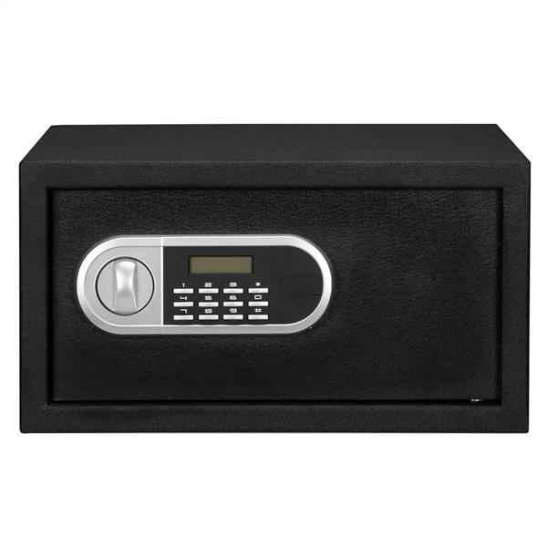 """Home Use Electronic Password Steel Plate Safe Box 16.93*14.57*9.06"""""""