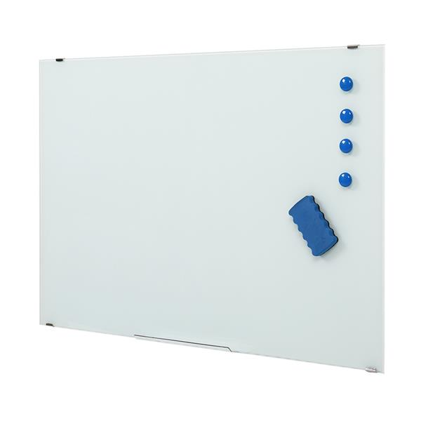 90x60cm Magnetic Glass Whiteboard (Non-porous Type)