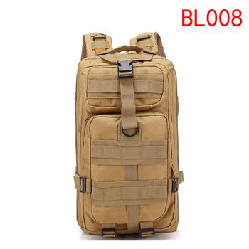 3P The Rucksack March Outdoor Tactical Backpack Shoulders Bag Mud Color