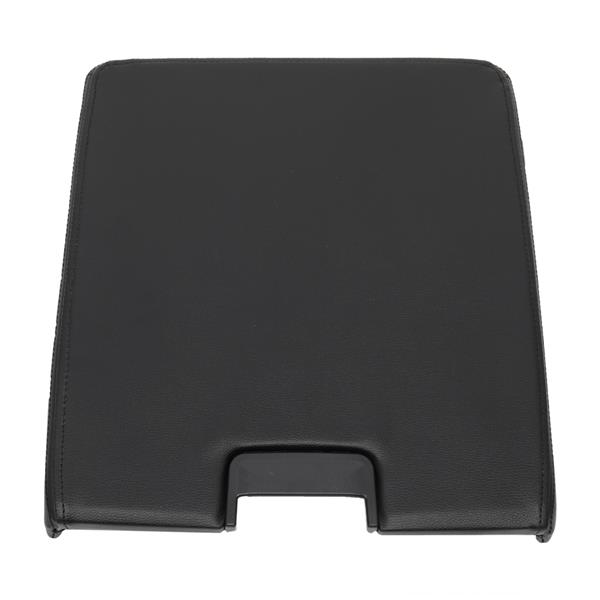 Central Control Armrest Cover for 2007-2013 Chevy GMC Black