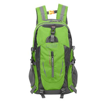 Camping Survivals Outdoor Camping Hiking Travel Packpack 35L Green