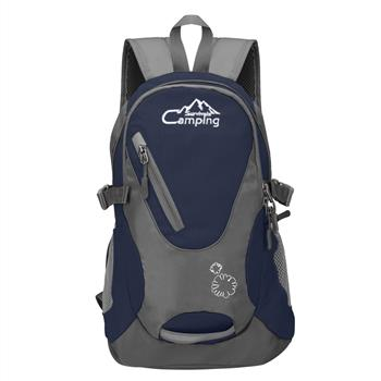 Camping Survivals Cycling Hiking Sports Fashion Backpack Navy Blue