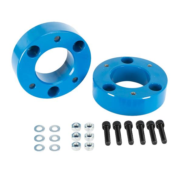 "2004-2019 for Ford F150 2.5"" Front Leveling Lift Kit 2 1/2"" 2WD & 4WD F-150 BLUE"