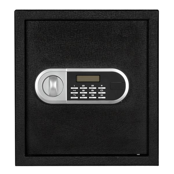 """Home Use Electronic Password Steel Plate Safe Box 13*13*14.2"""""""