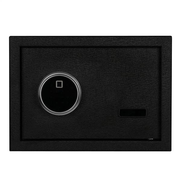 Home Use Electronic Password Steel Plate Safe Box 13.8*9.8*9.8""