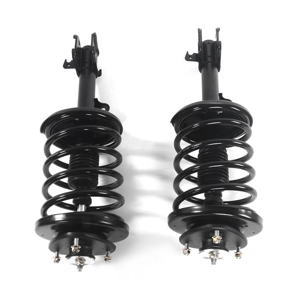 Pair Front Complete Strut Shock Absorber Assembly 171451 171452