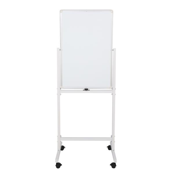 120x60cm Vertical Mobile Double-Sided Whiteboard