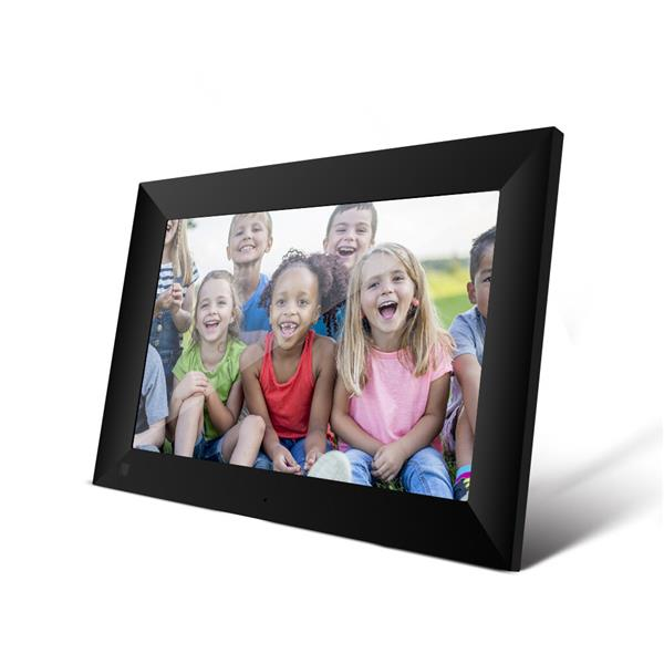 10.1 Inch 16GB Smart WiFi Cloud Digital Picture Frame with 800x1280 IPS LCD Panel