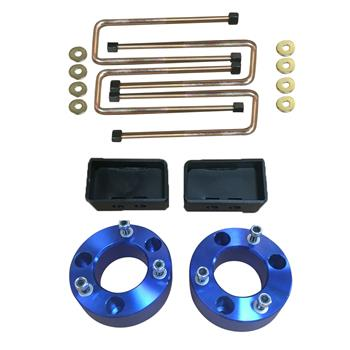 "A Set of Leveling Lift Kit for 2004-2008 FORD F150 Full 3"" Front   1.5"" Rear 4WD"