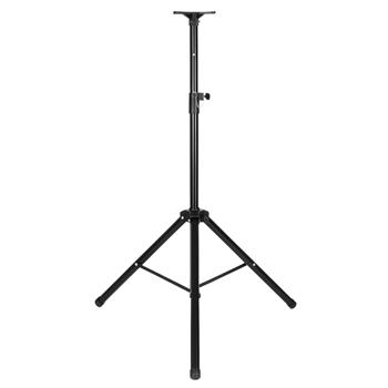 LEADZM LZ-SP1 Height Adjustable 35MM COMPATIBLE Tripod DJ PA Speaker Stands Black