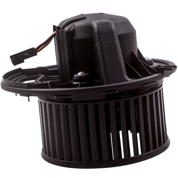A/C Blower Heater Motor with Fan Cage For BMW 128i 08-13 64119227670