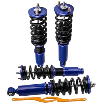 弹簧减震 Assembly Coilover Kits for Honda CR-V 1996-2001 Adjustable Height Shocks Struts