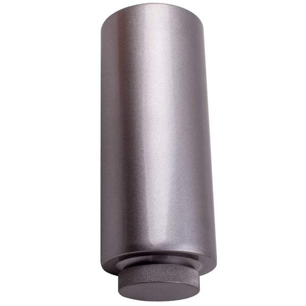 800ml Aluminum Alloy Cylinder Radiator Coolant Catch Tank Overflow Reservoir