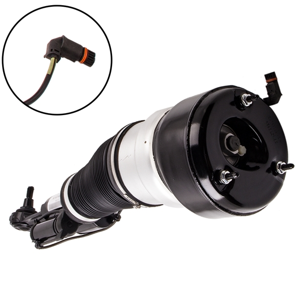 Air Suspension Strut Front Right Side For Mercedes S550 4Matic Sedan 4-Door 4.6L 2012-2013 2213200538