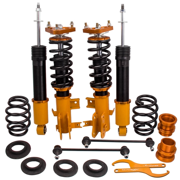 弹簧减震 Full Set Coilovers for Honda Civic 2012-2015 Adjustable Height Shock Absorber