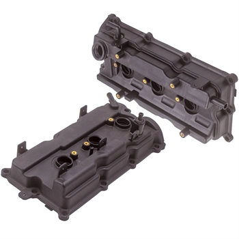 2x Engine Valve Cover For Nissan Murano Maxima Altima 02-04 I35 03-07 New