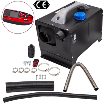 Air diesel Heater LCD Remote 2KW-8KW 12V For Home Lorrys Boats Bus Van