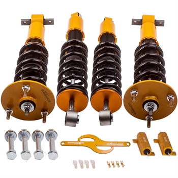 Air Shocks Conversion Coilovers Kit for Cadillac Escalade ESV 2007-2013 Lowering