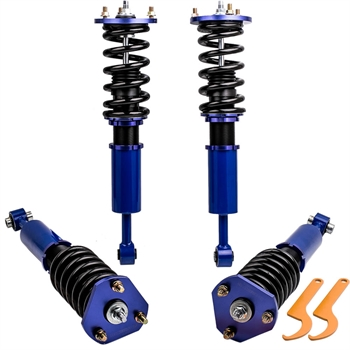 4 pcs Coilover Suspension Kit for Lexus IS F RWD 2008-2013 NEW 2 year warranty
