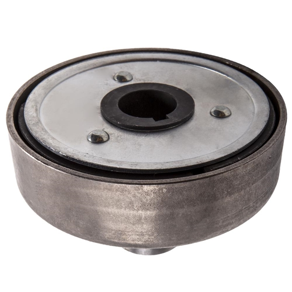 """1"""" 14 Tooth Centrifugal Go Kart Clutch Fit 40 41 420 Chain 10HP 1/4'' key Way"""