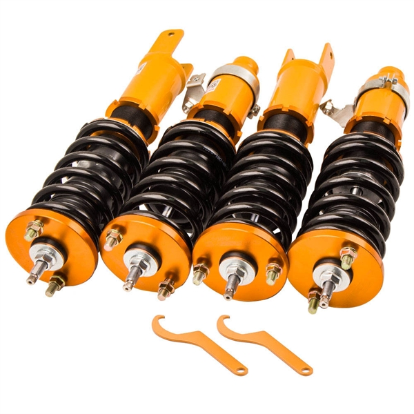 弹簧减震 Coilover Kit Fit Honda Civic EK 1.6L 1996-2000 Adj.Height Coil Spring Struts