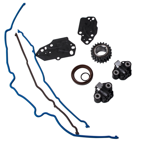 Timing Chain Cam Phasers Cover Gasket Kit For Ford 5.4L 3V 04-08