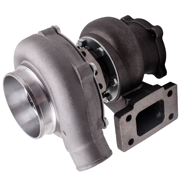 GT30 GT3037 GT3076R T3.82 A/R 51 TRIM POLISHED TURBO CHARGER GT30 500+HP New