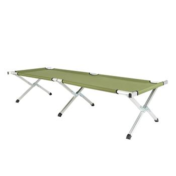 RHB-03A Portable Folding Camping Cot with Carrying Bag Army Green