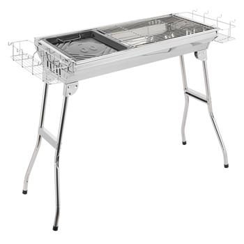 Portable Stainless Steel Grill (Luxury)