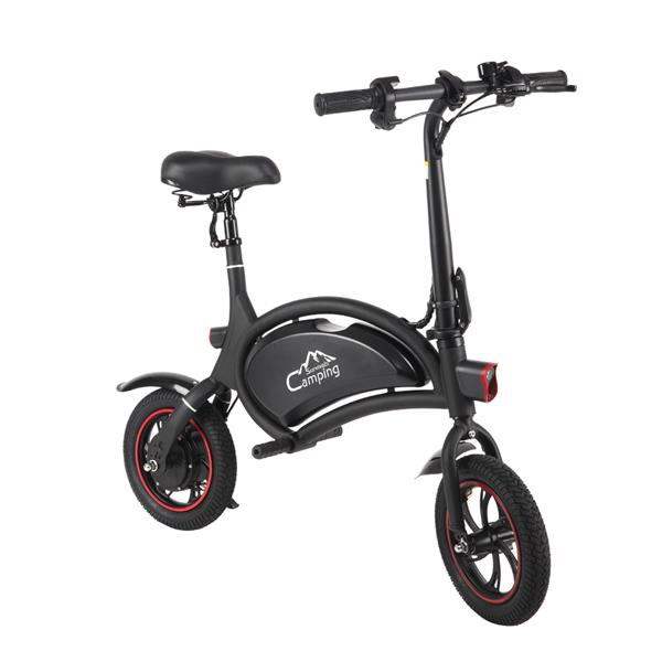 Folding Electric Bike For Sale, with 250W Motor, Waterproof, and Fast Charging