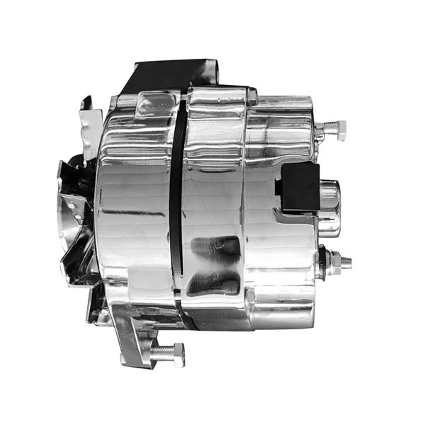 Alternator 120A for Self Exciting Street Rod GM 305 350