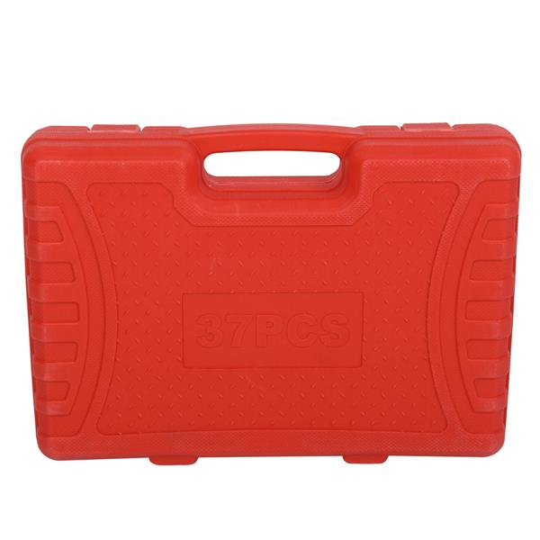 36PC General Machine Tool Red