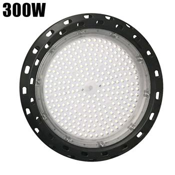 300W 280LED 18800LM Outdoor Waterproof Street Light High Bay Light Factory Gym Lighting Black ZC001167