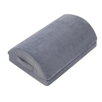 "(17 x 11.3 x 4.15/6 )"" Memory Cotton Pedals Height Can Be Split Gray"